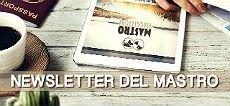 Newsletter del Mastro - ISCRIVITI GRATIS