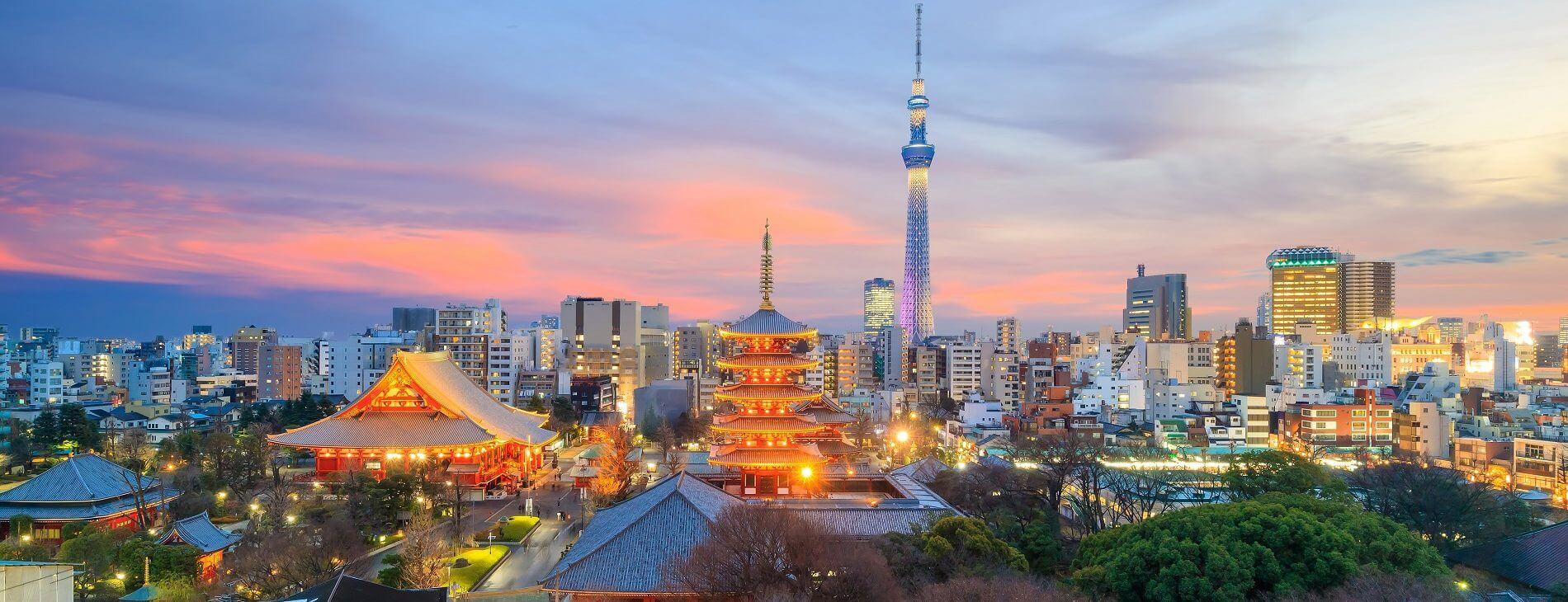 mastroviaggiatore-tokyo-sunset copertina