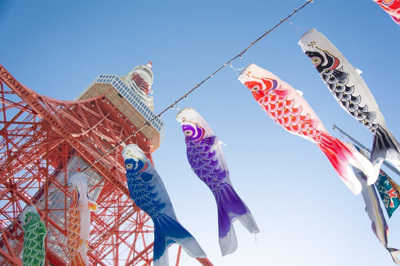 MastroKimono-Tokyo-Tower-festa-dei-bambini