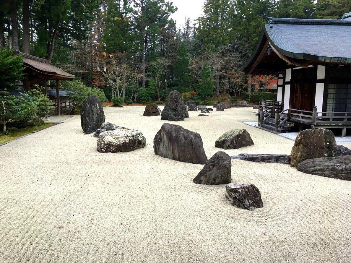 mastrokimono-Monte Koya - Kongobuji-Okutono1