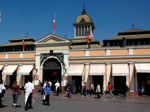 Mastro Patagonico - Mercado Central - Santiago del Cile2