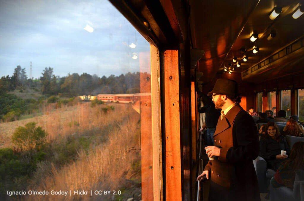 BlogPatagonico - El tren del recuerdo