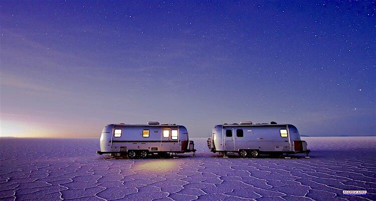 Salar de Uyuni © Andrew Dare Photography