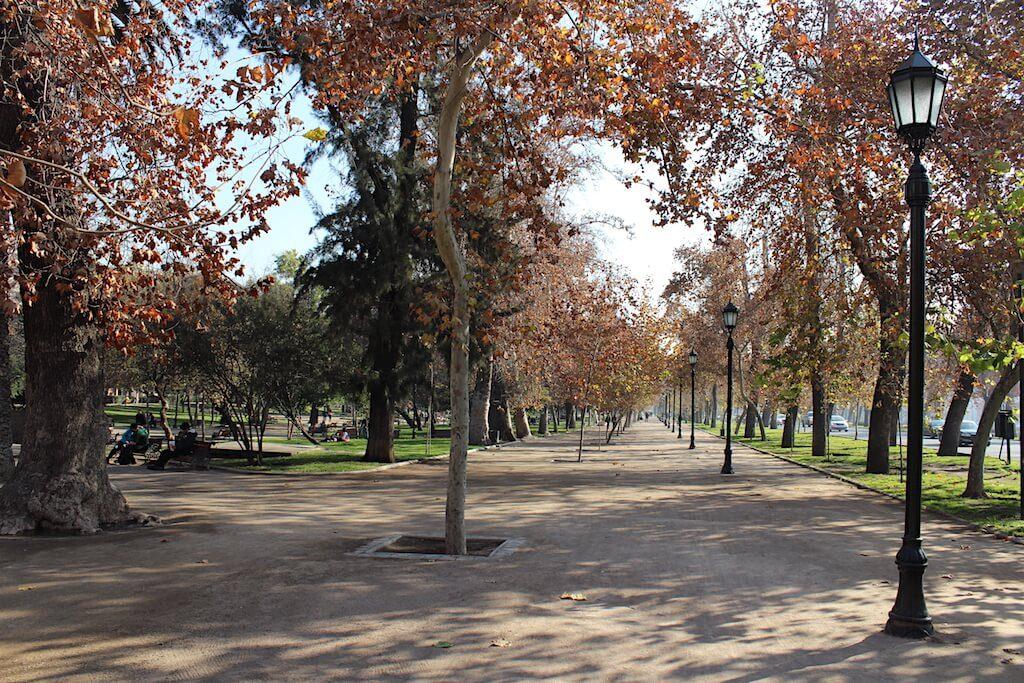 Santiago-cile-parco-forestale