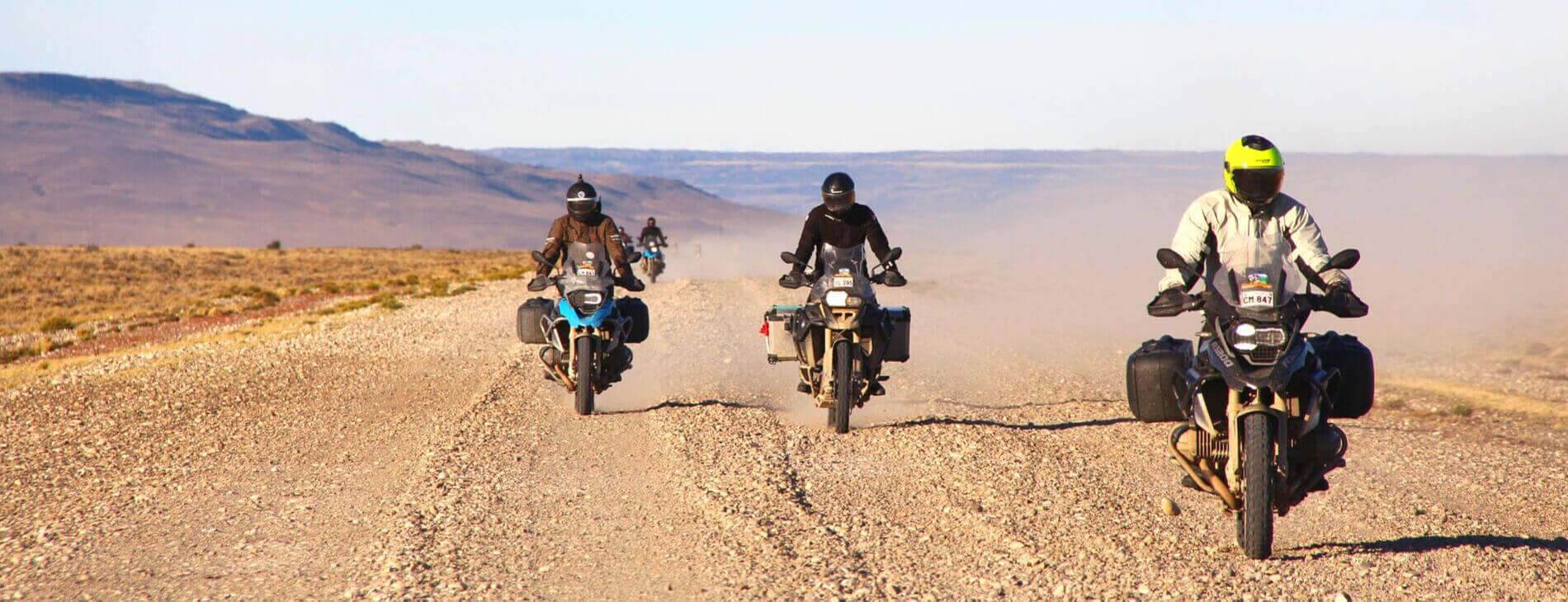 VIAGGI IN MOTO in PATAGONIA e SUD AMERICA