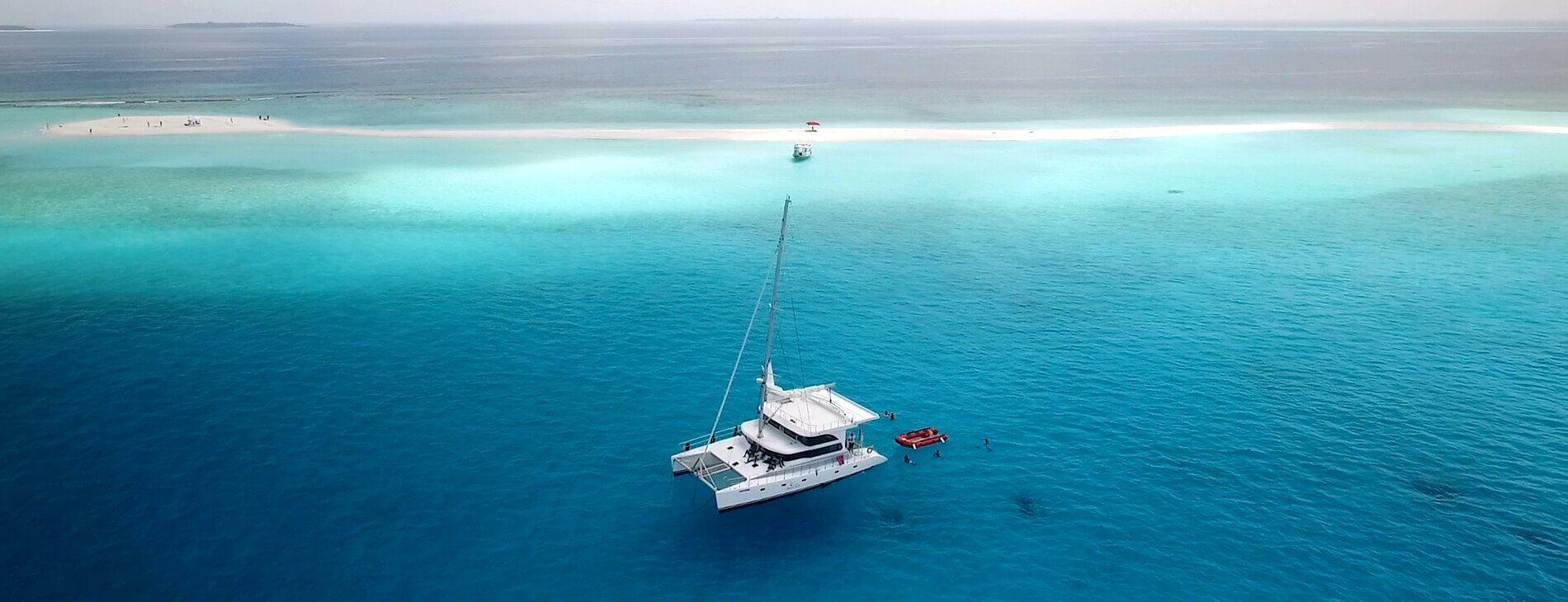 Maldive in Catamarano - Dharavandhoo