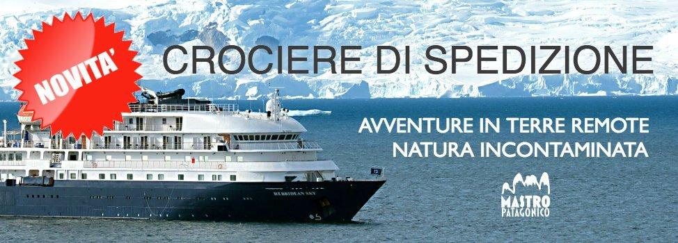 Mastro Patagonico | Crociere di spedizione Patagonia Antartide